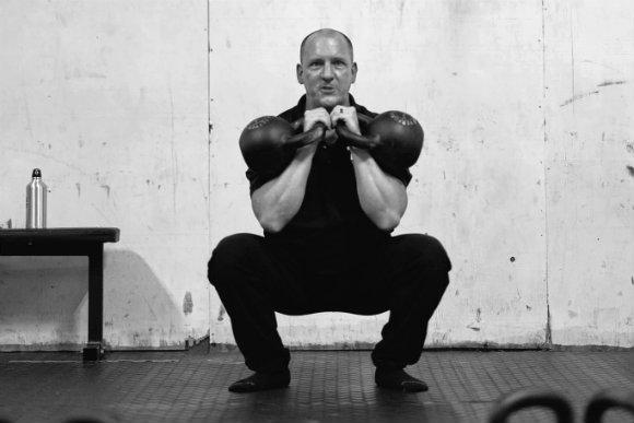 Brett Jones 15 - Front Squat