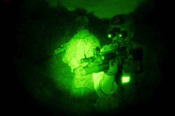 Préparation physique militaire - Navy SEALs - Raid de nuit