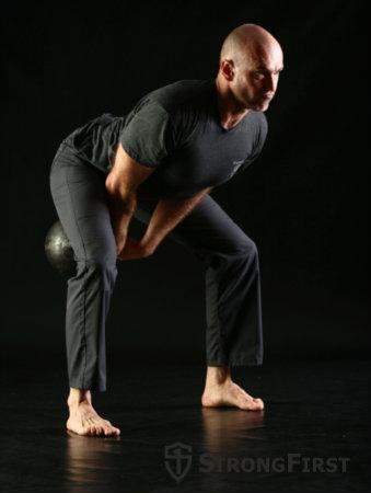 La Tête Haute - Position du Swing par Pavel
