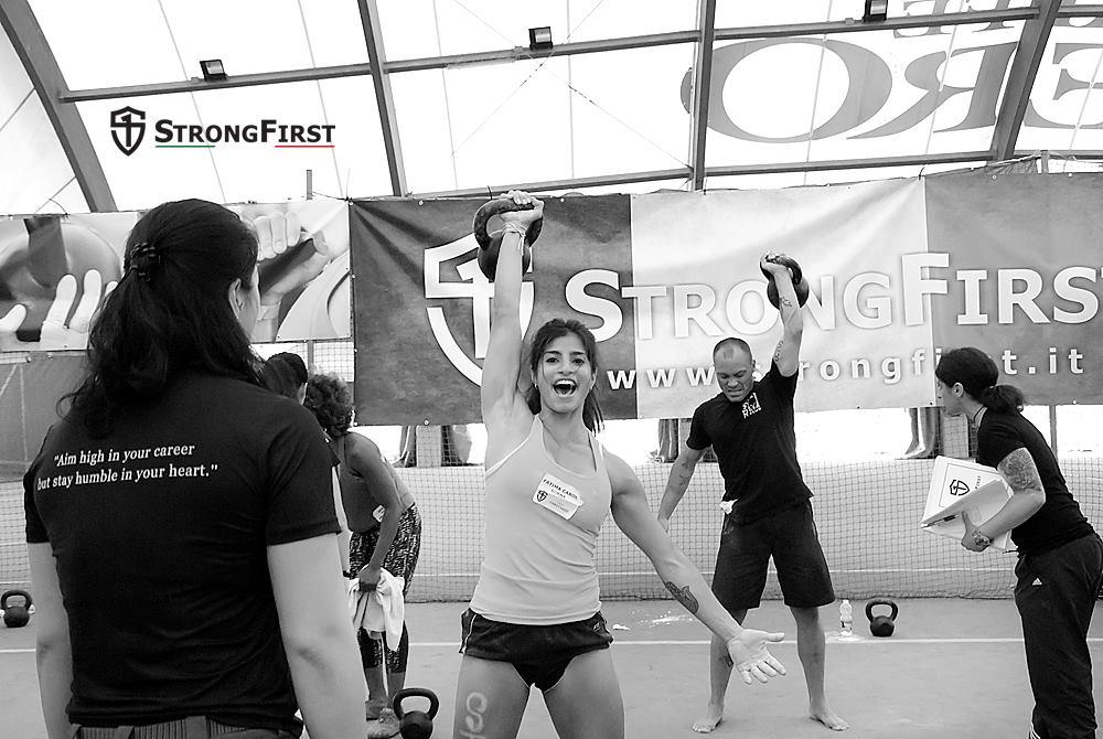 Snatch-test - Fatima Carol Gijena, SFG 1