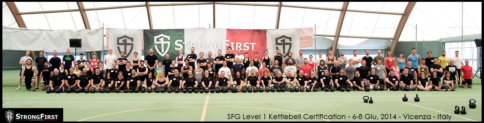 SFG 1 - Italie 2014