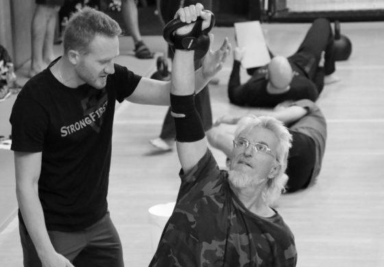 Seniors et StrongFirst - se fixer des objectifs