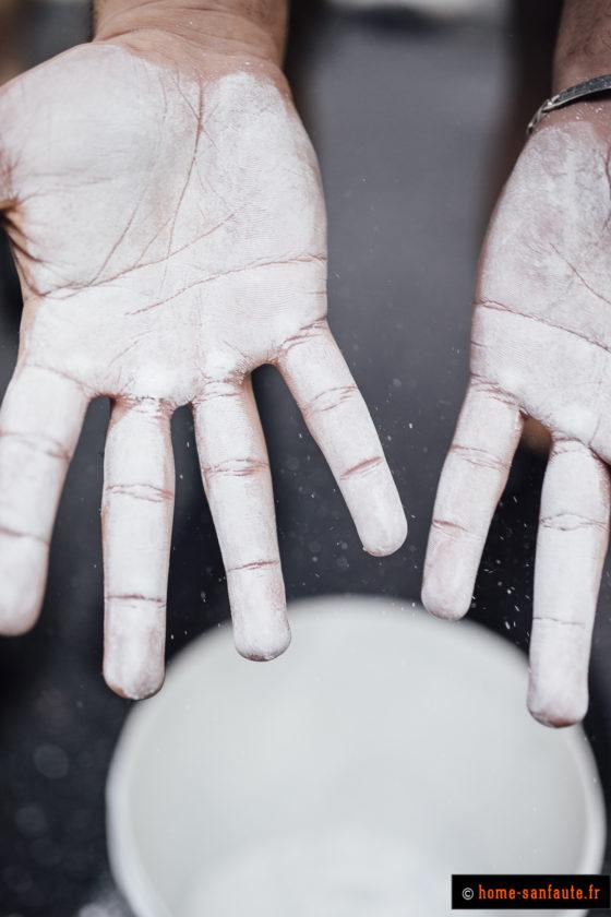 Soigner ses mains - minimiser les cals