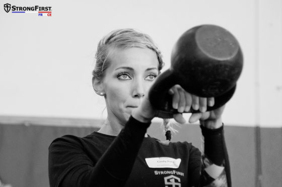 "Formation officielle ""StrongFirst Kettlebell Course"""