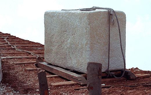 Endurance de force - bâtir une pyramide