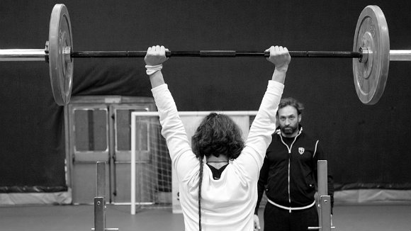 Pompes, force, endurance - Développé debout
