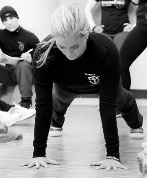 "Pompes, force, endurance - formation ""StrongFirst Bodyweight Course"""