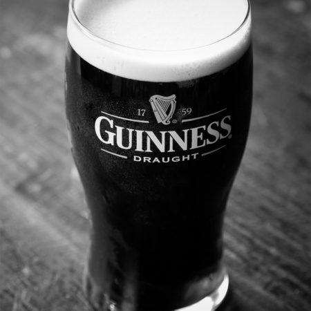 Bière Guinness (à consommer avec modération !)
