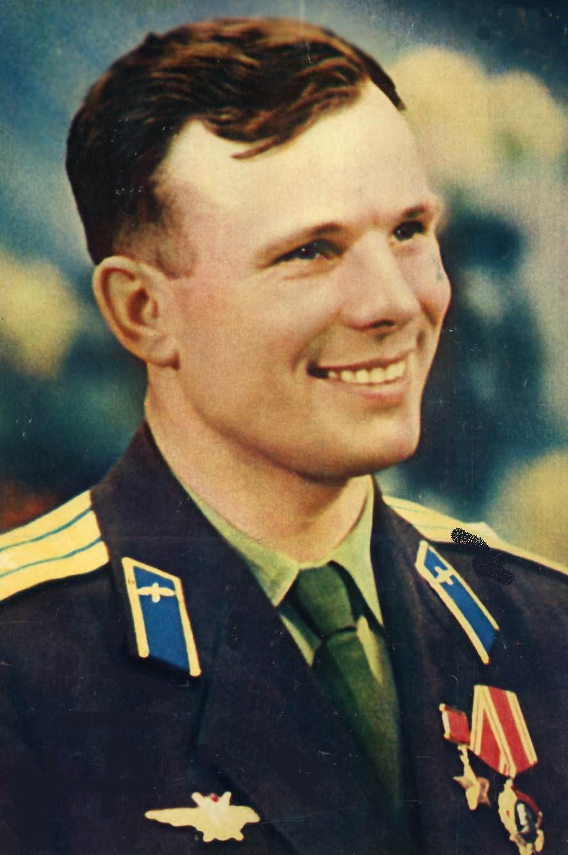 Youri Gagarine, le premier homme dans l'espace