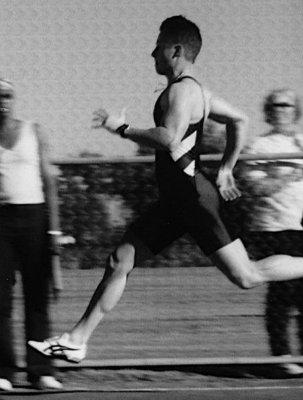 Fibres lentes et le sprint