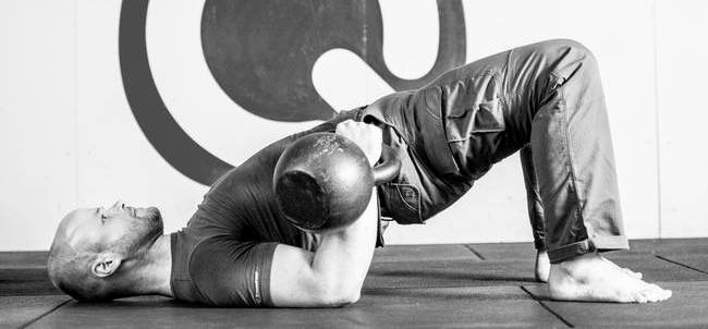 Floor Press en position de pont