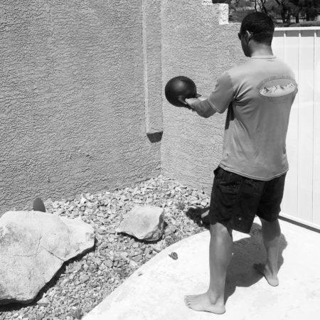 Fitness sous confinement : travail avec un KB