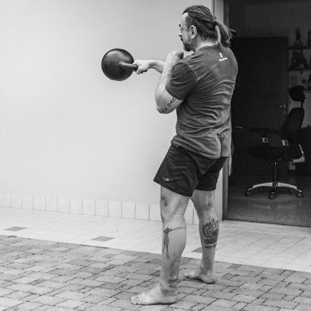 Swing minimaliste : 160 secondes de puissance maximale