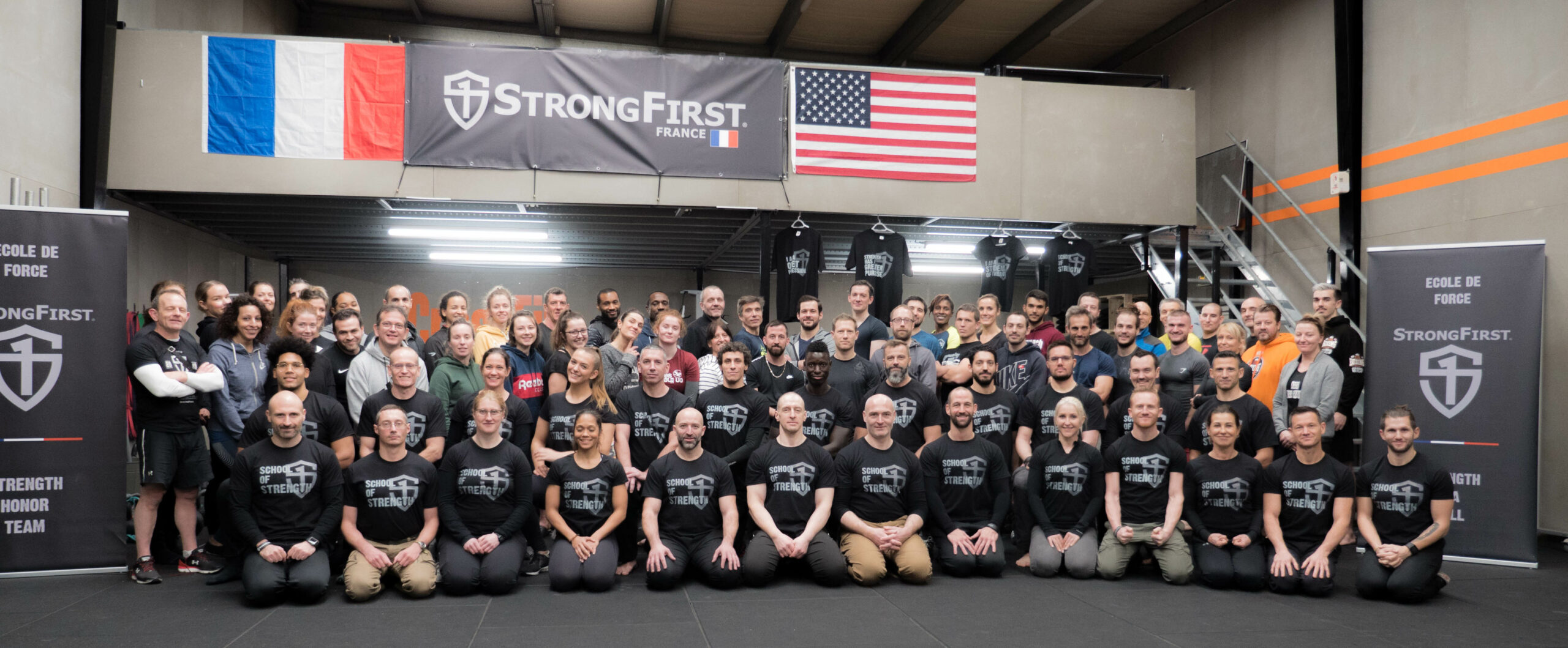 Open Day StrongFirst France & Belgique 2019