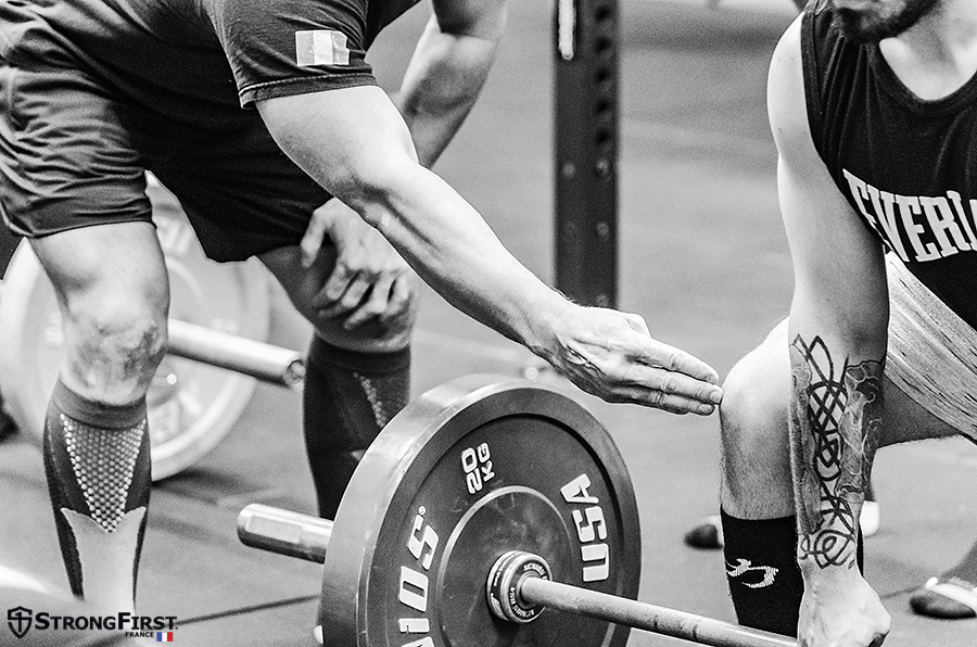 Formations officielles Barbell