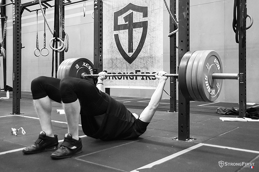 Formation officielle StrongFirst Barbell 101 - Power to the People !
