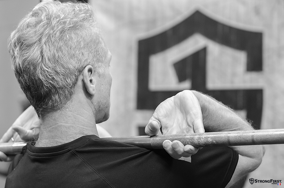 Formation officielle StrongFirst Barbell 301 - Préparation SFL