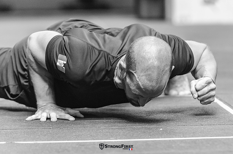 Formation officielle StrongFirst Bodyweight 101 - Naked Warrior