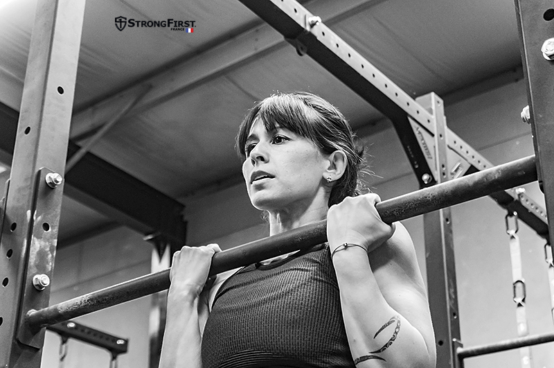 Formation officielle StrongFirst Bodyweight 201 - Hard style Pullups & Abs