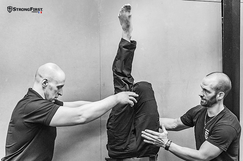 Formation officielle StrongFirst Bodyweight 301